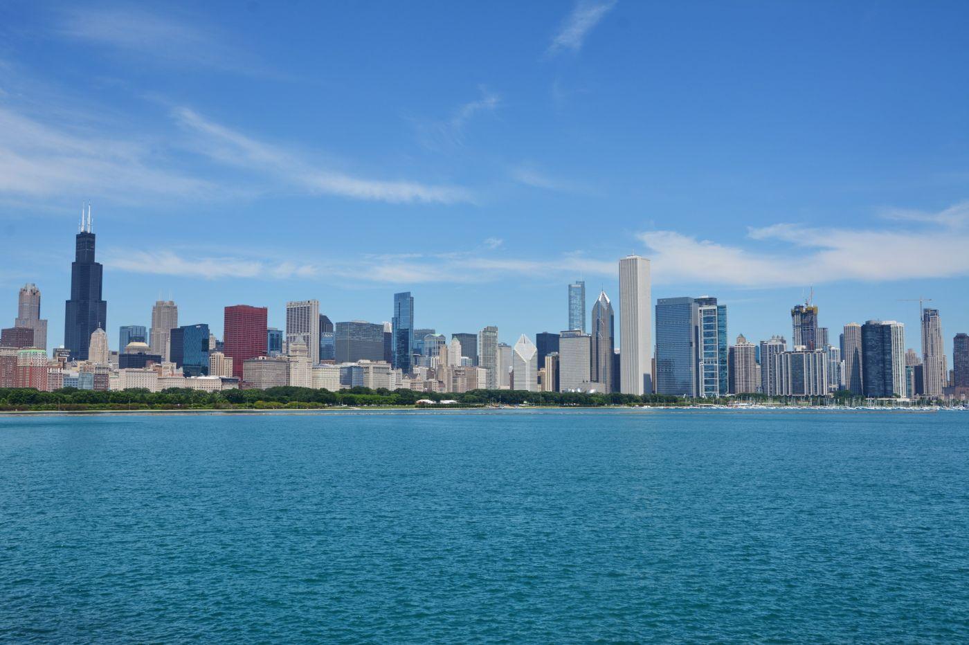 США, Иллинойс, Чикаго, часть-1
