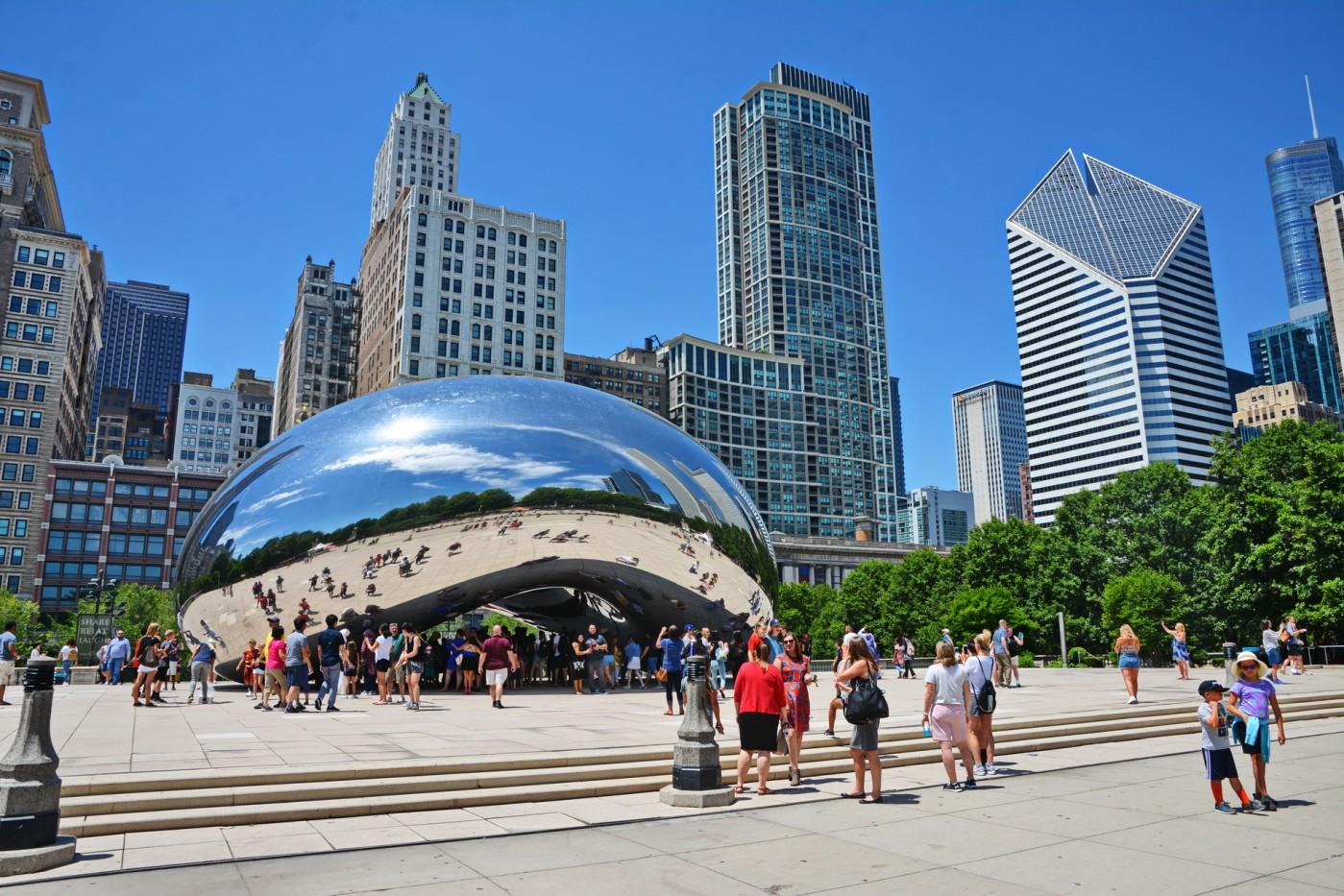 США, Иллинойс, Чикаго, часть-2