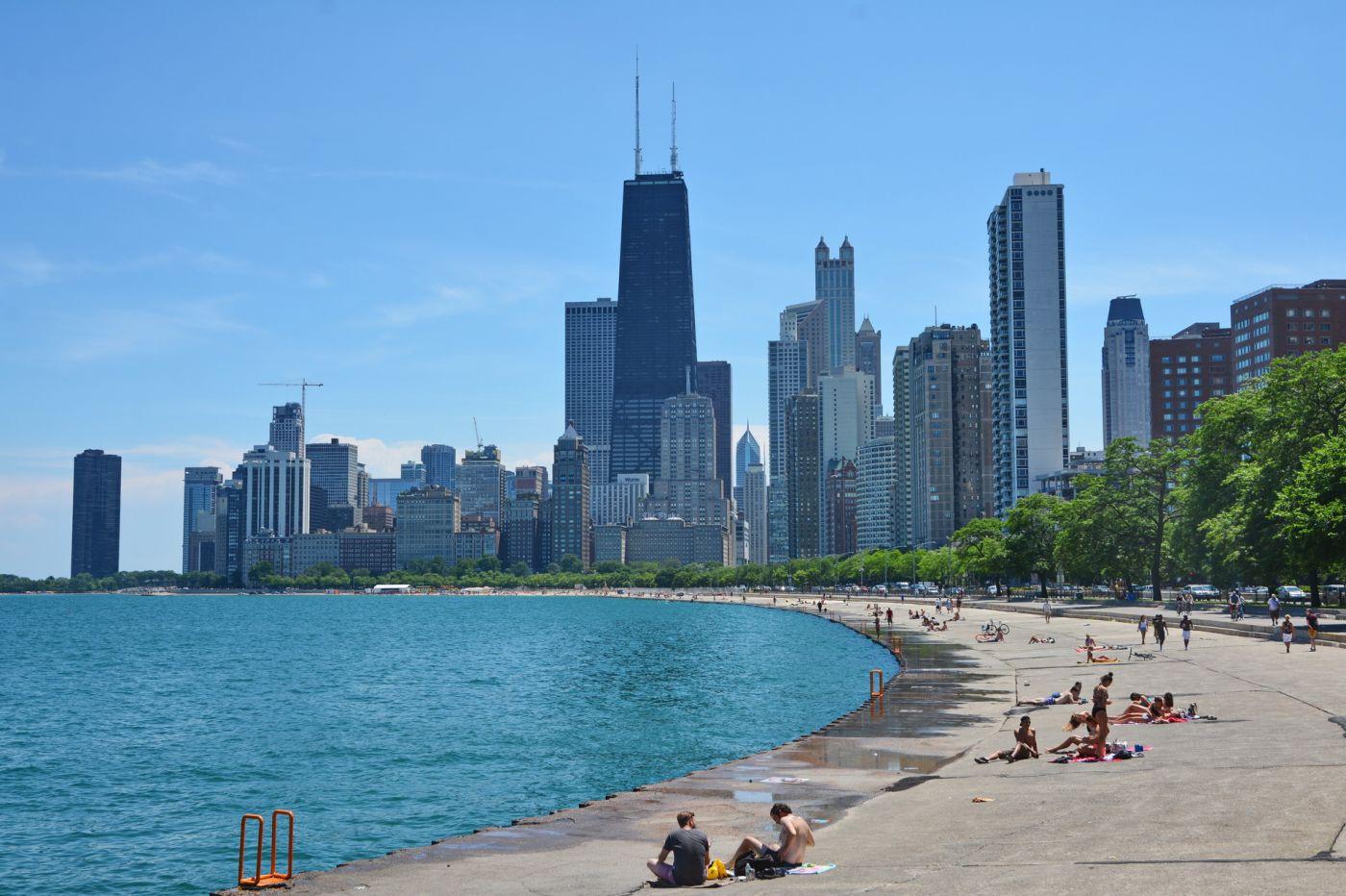США, Иллинойс, Чикаго, часть-6