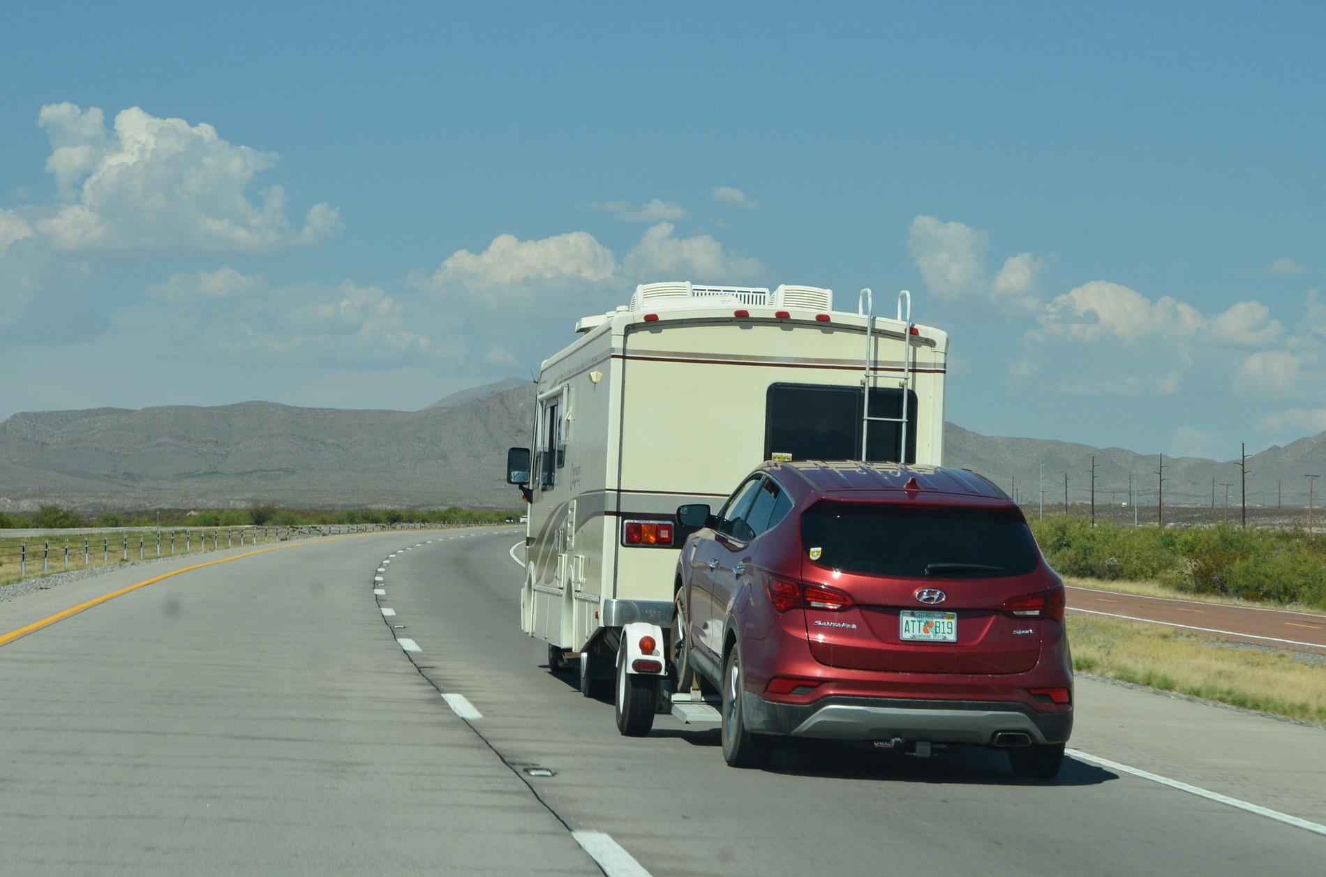 Поездка по юго-западной части США.